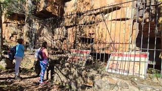 El Canchal de las Cabras Pintadas, una ruta entre naturaleza y pinturas rupestres