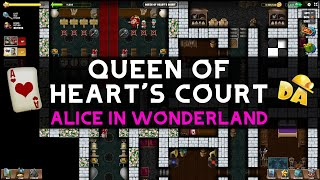 Pc walkthrough help of the location queen heart's court, alice in wonderland event.visit https://diggysvideohelp.com/ to watch videos, energy cost and map...