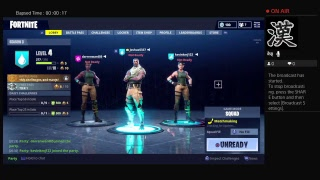 Kevin Marco Dylan trying to get a win on fortnite battle royale