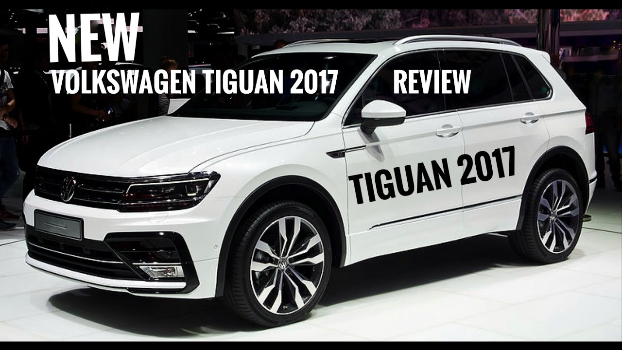 New Volkswagen Tiguan 2017 India Hindi Review