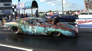 Pro Modified Drag Racing - MWDRS World Finals - Friday Qualifying