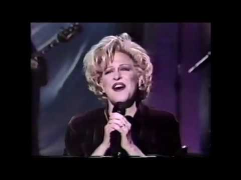 """Bette Midler """"Every Road Leads Back To You"""" on Carson"""