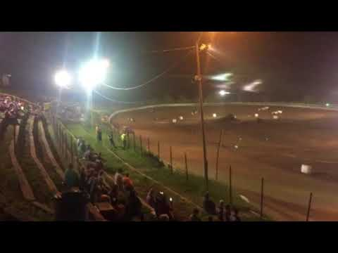 5-11-2018 I-77 Speedway AMRA Modified heat race