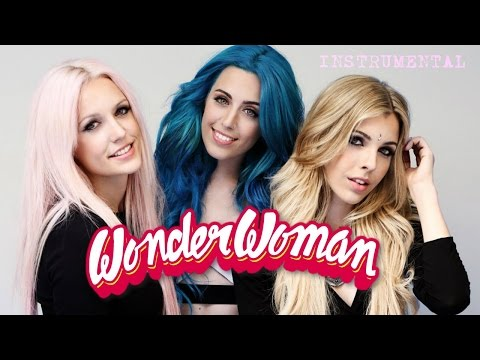Sweet California - Wonderwoman (Instrumental/Karaoke Version)