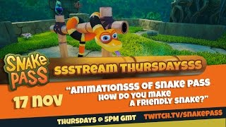 Stream Thursdays Ep6 - Speed Run Special Part 2 ¦ Snake Pass