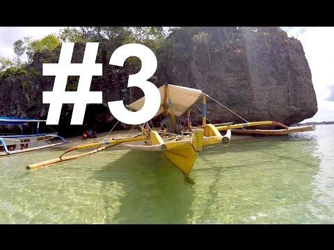 BezPlanu #3 Filipiny - Resort, łódka, morze, miasto IloIlo