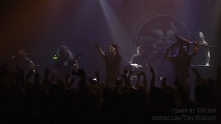 Omnium Gatherum - The Unknowing (Live in St.Petersburg, Russia, 25.09.2016) FULL HD