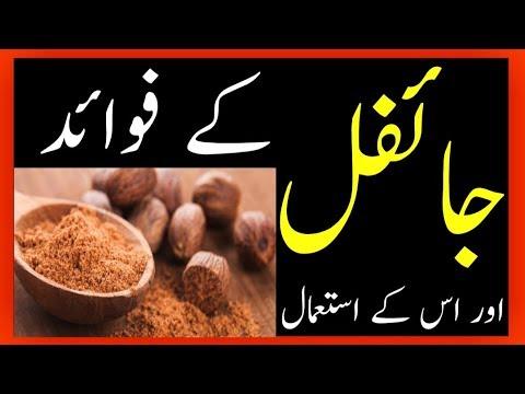 Jaiphal Ke Fawaid    Health Benefits Of Nutmeg By Hakeem Zia Shahid