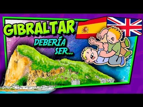 🌍👤 GIBRALTAR será española con el BREXIT??? - Resumen en 10 minutos