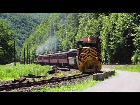 Lehigh Gorge Scenic Railway; Jim Thorpe & Penn Haven Junction, Pennsylvania