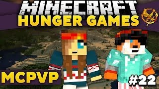Minecraft - Hunger Games McPvP #22 [FR]