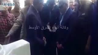 بالفيديو:  محافظ بورسعيد خلال  يفتتح محطة صرف صحي قرية الرضوان ببورسعيد