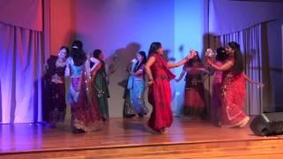 Dandiya dance onam 2013