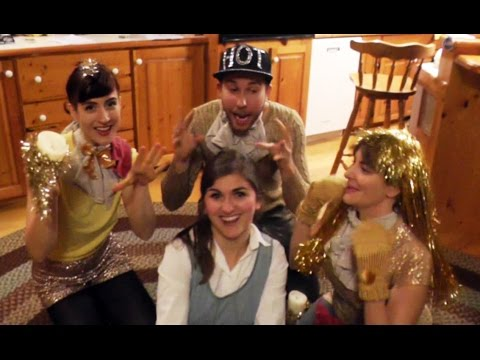 """Beauty and the Beast's """"Be Our Guest"""" 1-take lipdub!"""