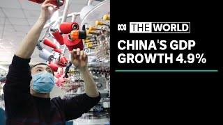 China's economy bounces back sharply after slump due to pandemic | The World