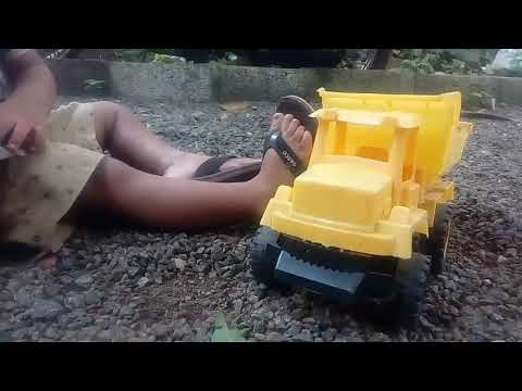 Jcb trucker CHILDRAN VIDEO