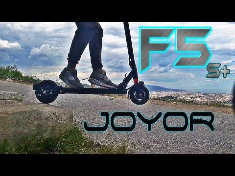 JOYOR F5s+500W un RUIMA con Garantía y servicio técnico en España! REVIEW SOLORUEDA