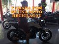 Review honesto Yamaha fz25 competencia new twister