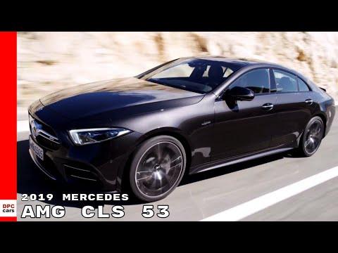 2019 Mercedes AMG CLS 53