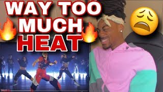 TOO MUCH HEAT WTF .. JOJO CHILL.. Tinashe - Throw a Fit - Dance Choreography by Jojo Gomez
