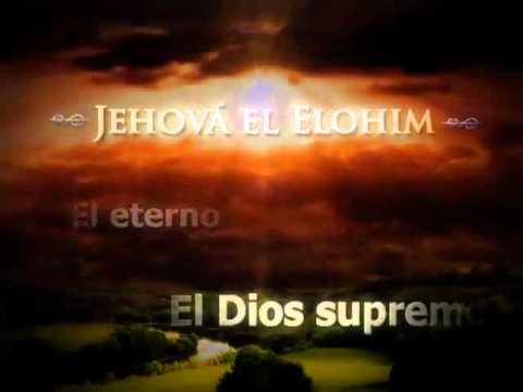 Nombres de Jehová en Hebreo y Significado.wmv