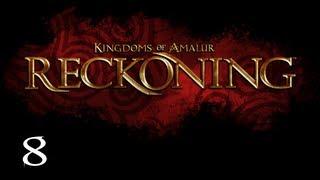 Прохождение Kingdoms of Amalur: Reckoning - Часть 8 — Моровой щит / Смертельный контракт: Тролли