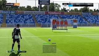 eFootball PES 2020 - Freekick Training: Cristiano Ronaldo