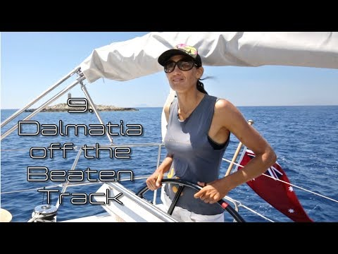 Sailing Dalmatia Off the Beaten Track - Tranquilo Sailing Around the World Ep.9