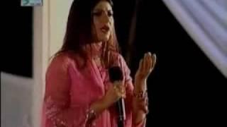 Dil Ke Afsaane LIVE   FARIHA PARVEZ   Pakistani Pop Music Singer Artist Song.flv