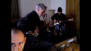 """Celli Giurato Lally Trio """"La cartilagine del pomeriggio"""""""