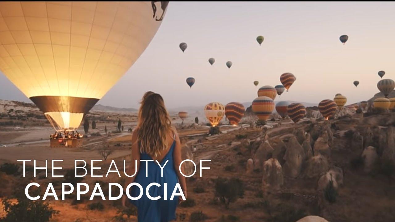 Go Turkey - The Beauty of Cappadocia