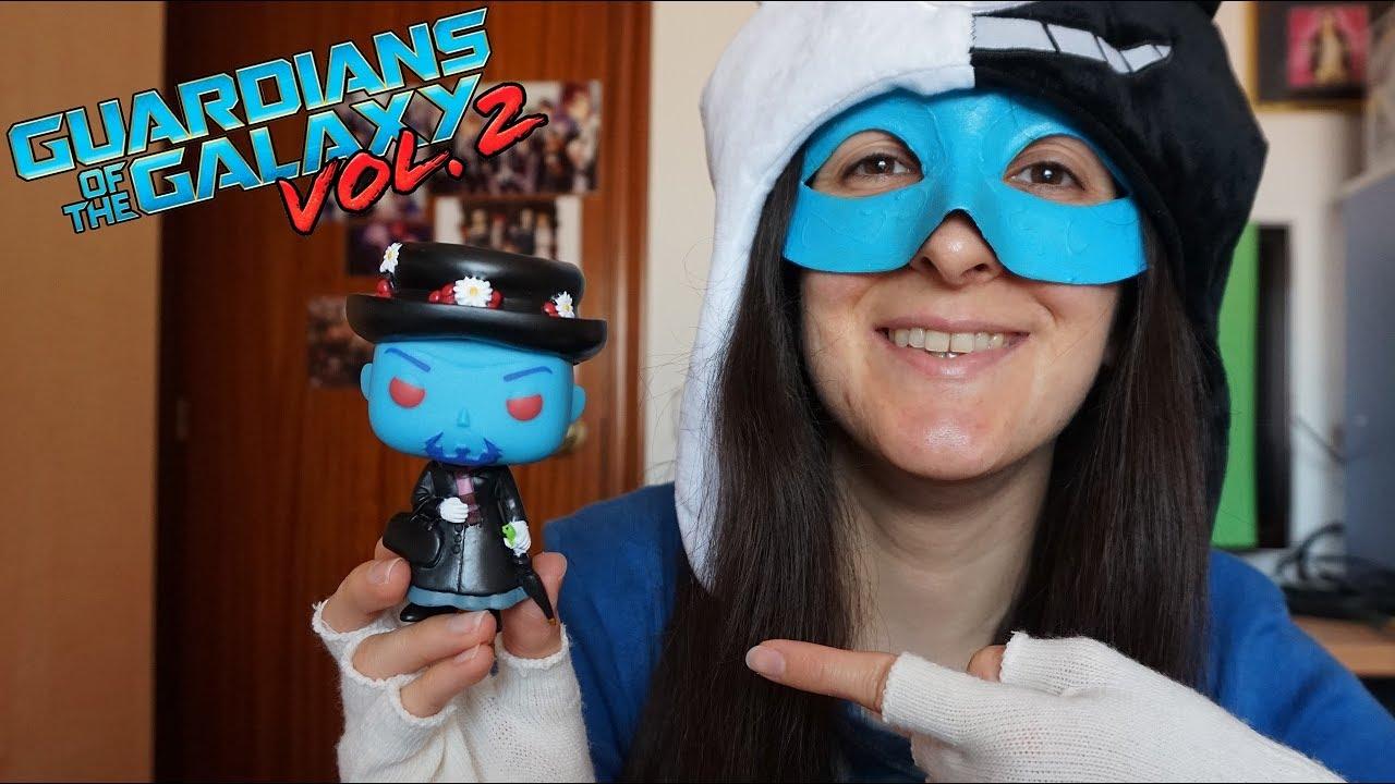 Yondu Mary Poppins Custom Funko Pop En Espa 241 Ol Youtube