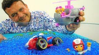 Patrulla Canina español. Videos de juguetes de Paw Patrol