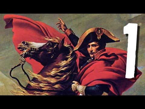 NAPOLEON - cz. 1 - droga do władzy - HARDKOR HISTORY