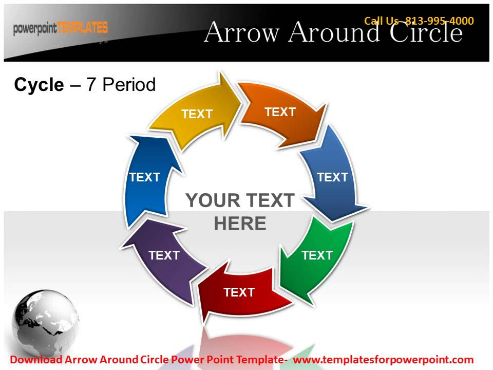 powerpoint arrow templates