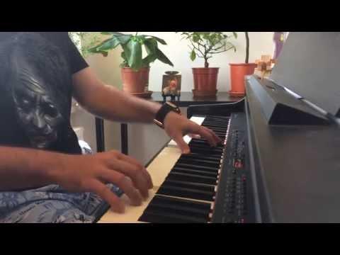 Pocta Jarovi Filipovi - Piano cover Andrej