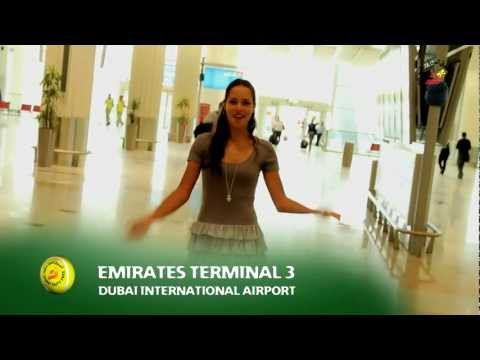 Ana Ivanovic | Dubai Full of Surprises Travel Show | Dubai Duty Free