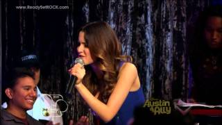 Ally Dawson (Laura Marano) - I