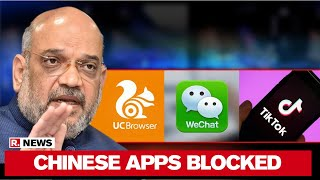 Centre Bans 59 Chinese Apps; Tik Tok, Uc Browser, Wechat Included In The List