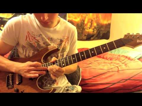August Burns Red - Everlasting Ending - Paul Waggoner Guitar Solo Cover