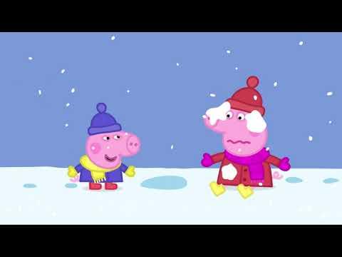 Свинка Гдездь 17 РИТП - Снежный день