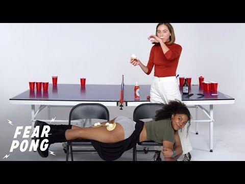 Blind Date (Porsche vs. La'a)   Fear Pong   Cut
