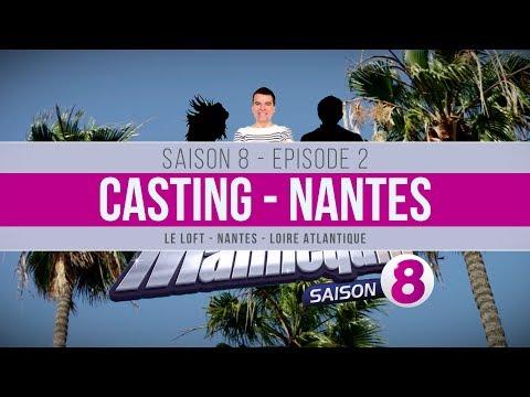"""Génération Mannequin 8 les castings Episode 2 """" Nantes Le Loft Club """""""