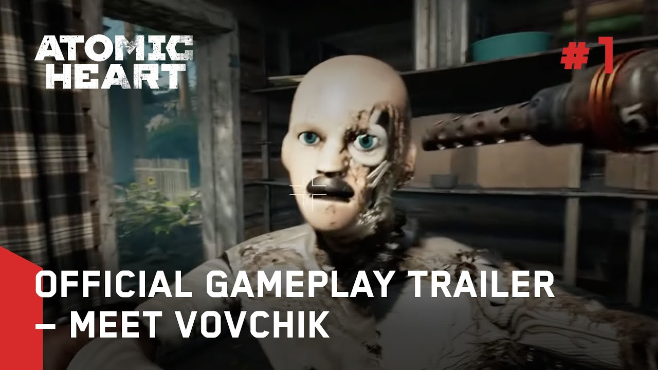 Самые ожидаемые игры на ПК 2020 года  Atomic Heart