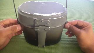 Bushcraft Cooking Kit