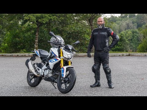 FIRST RIDE: 2017 BMW G310R in Malaysia – RM26,900