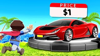 GTA 5 But EVERYTHING Costs $1!