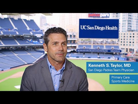Meet Ken Taylor, MD, Primary Care And Sports Medicine Specialist