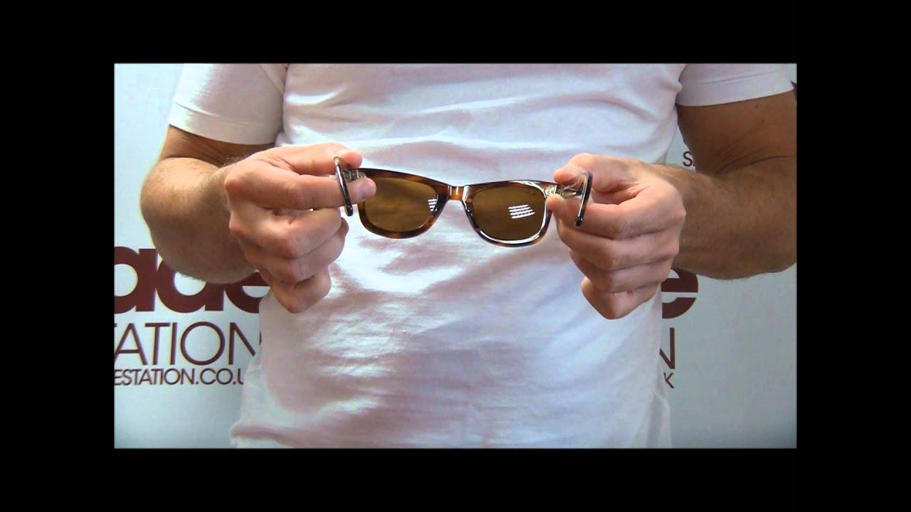 7f6af78e43062 reduced ray ban wayfarer light tortoise shell a0435 270a0  discount ray ban  wayfarer sunglasses review rb2140 954 youtube 17a25 b673e