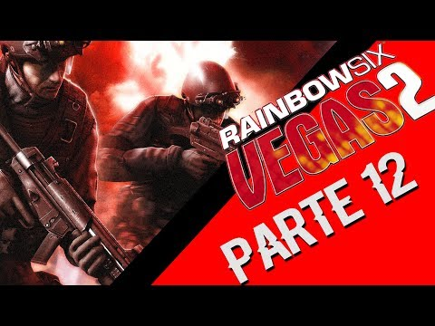 Pt.12 - Rainbow six vegas 2 - Campaign - Co-op com Diogo Army - Drop,Furnaces,Refinery e Airstrip